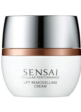 SENSAI (Kanebo) Lift Remodelling Cream антивозрастной крем