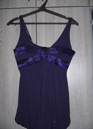 Блузка фиолетовая seductions