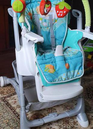 Детский стул для кормления CAM (Италия)