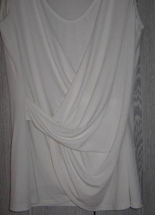 Белая блузка   пр-ва сша graham spencer