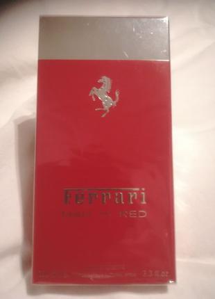 Туалетная вода Ferrari оригинал