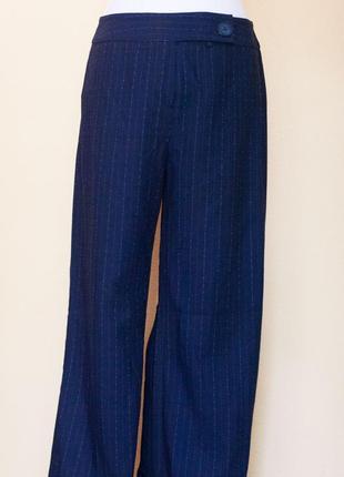 Деловые брюки next силуэт палаццо