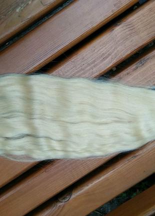Блонд славянка 62 см