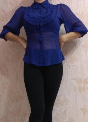 Шикарная блуза redherring р. 44