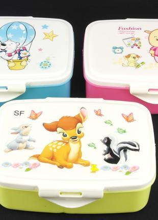 Судочек Для Детского Питания, Пластиковый