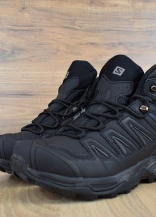 Мужские зимние ботинки Salomon