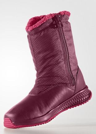 Детские демисезонные сапоги adidas rapidasnow by2604