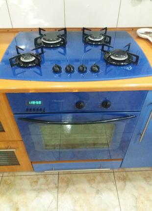 Газовая печь и варочная панель