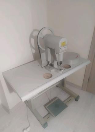 Пресс для установки фурнитуры. Typical TKM zn 90.