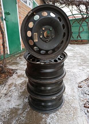 Стальные диски 6Jx16H2
