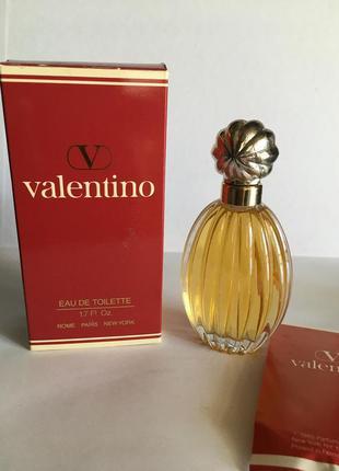 Valentino valentino туалетная вода винтаж оригинал редкость