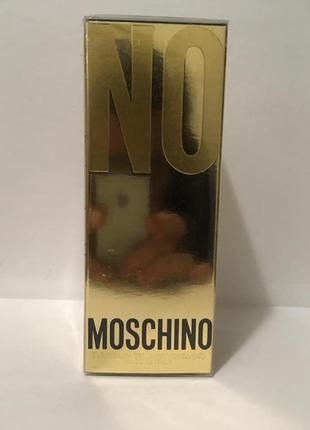 Moschino moschino туалетная вода винтаж оригинал
