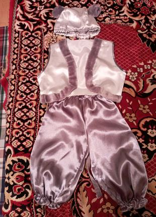 Новогодний костюм Мышонка (мальчик)