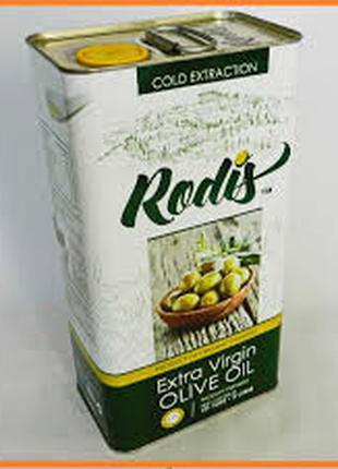 Родис, оливковое масло 5л