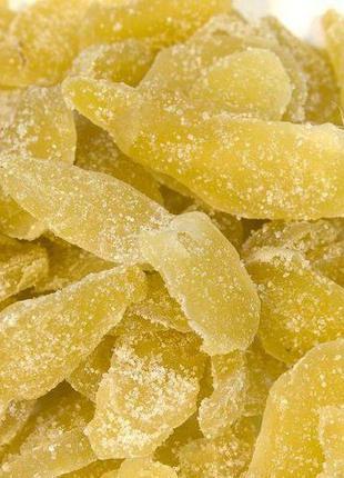 Имбирь цукат в сахаре