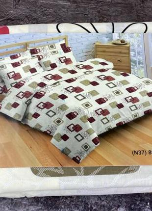 Комплект постельного белья  двуспальный