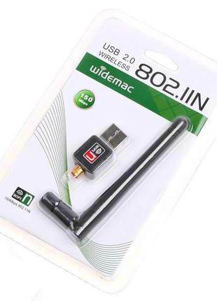 USB Wi-Fi сетевой адаптер Dellta Wi Fi 802.11n. Вай фай адаптер
