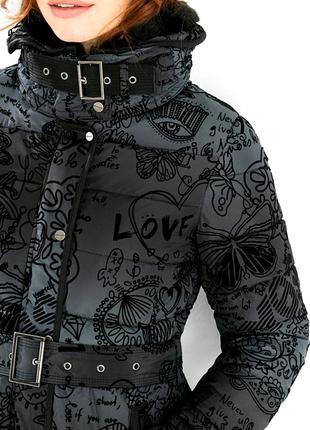 Куртка испанского бренда Desigual,раз 42