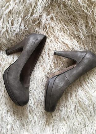 Шикарные удобные  туфли из натурального нубука скидка💜