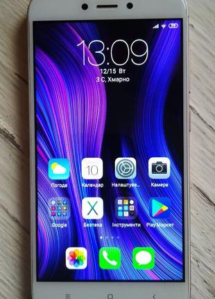 Продам телефон Xiaomi Redmi 4 X