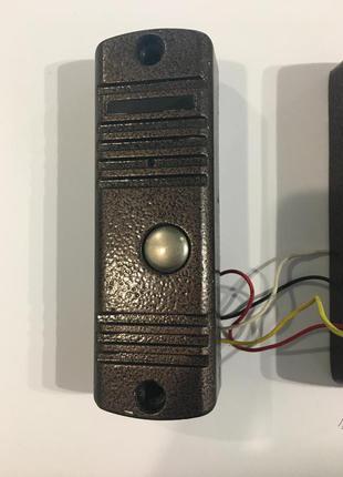 Вызывная панель к видеодомофону Commax Kocom Kenwei Atis Gardi