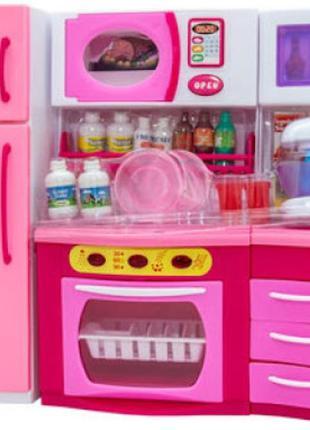 Детский игровой набор детская мебель кухня sweet home 2803s