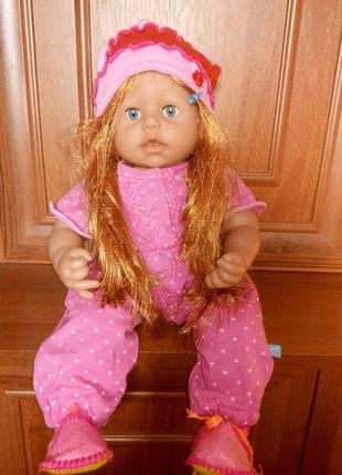 Кукла, пупс baby annabell 46 см