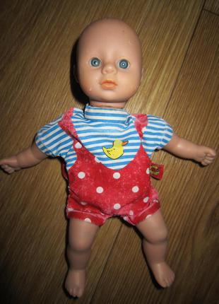 Кукла, пупс 18 см