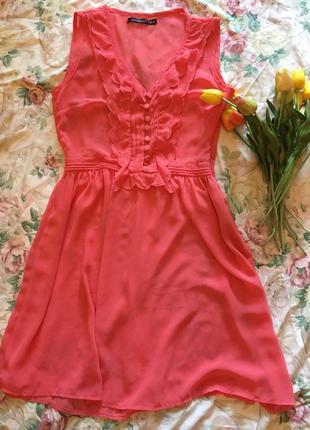 Платье сарафан летнее женское