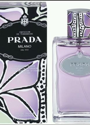 Женская Парфюмированная вода Prada Milano Infusion de Tubereuse d