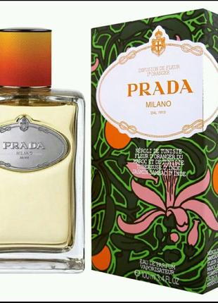 Женский парфюм Prada Infusion de Fleur D'Oranger