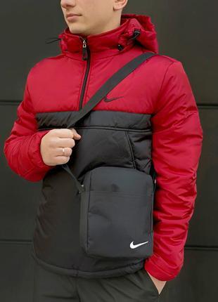 Теплый непромокаемый анорак (куртка ветровка кофта) с капюшоно...