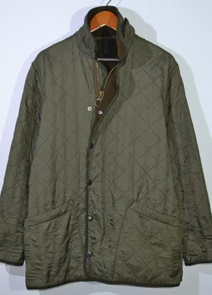 Курточка стеганая barbour jacket