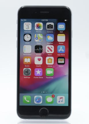 Apple iPhone 6 64GB Space Gray Neverlock