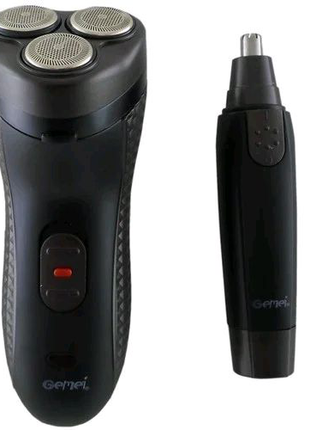 Электробритва триммер Gemei GM - 7113 2 в 1