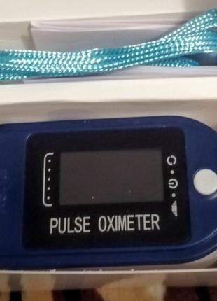 Пульсиксометр - измерение уровня кислорода и пульс