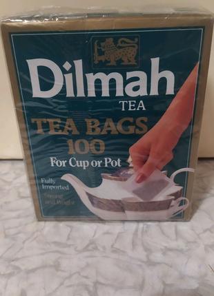 Чай дилхах 80-90х запечатан в коллекцию