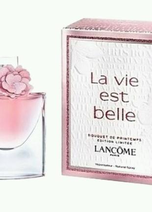 Женский парфюм Lancome La Vie Est Belle Bouquet de