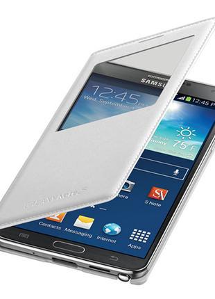 Флип чехол Samsung Note 3 футляр книжка