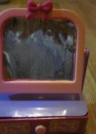 Туалетный столик, трюмо. мебель для кукол