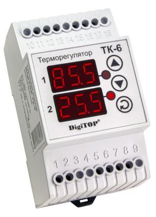 Терморегулятор - ТК-6 Digitop
