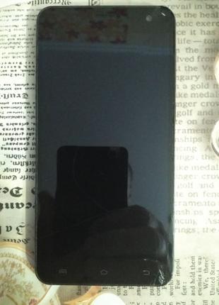 Смартфон Nomi i504 Dream Black