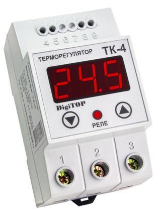 Терморегулятор - ТК-4 Digitop