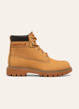 Caterpillar-кожаные ботинки LYRIC