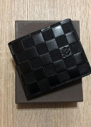 Кошелёк Louis Vuitton Черный Маленький