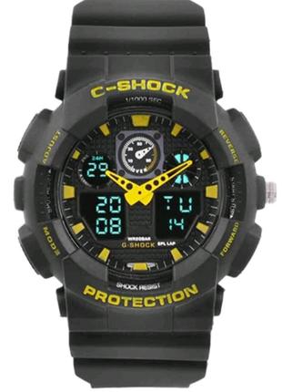 Наручные часы Casio G-Shock GA-100