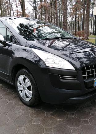 Peugeot 3008 benzin