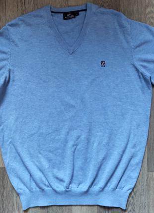 Мужской пуловер U.S. Polo, размер L