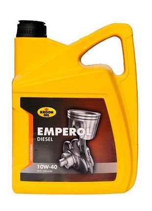 Моторное масло Kroon-Oil Emperol Diesel 10W-40 4 л