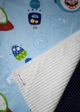 Детский плед(плед-одеялко)